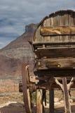 stary furgon Obrazy Stock
