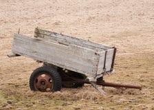 Stary furgon zdjęcie royalty free