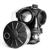 stary gazowy maski morza Obrazy Royalty Free