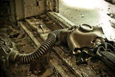 stary gazowy maski morza Zdjęcia Stock