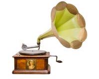 stary gramofon Obrazy Stock