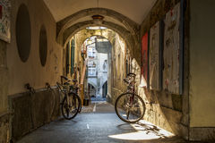 Stary Grodzki Bern śródmieście Zdjęcia Stock