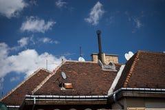 Stary grodzki Budapest Węgry Obraz Stock