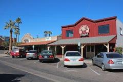 Stary Grodzki Scottsdale, Arizona zdjęcie stock