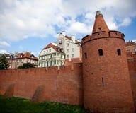 stary grodzki Warsaw fotografia royalty free