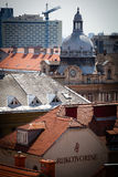 stary grodzki Zagreb Fotografia Royalty Free