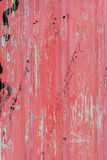 Stary grunge i ośniedziała ściana textured Obraz Stock