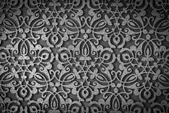 Stary grunge metalu tekstury wzór Zdjęcia Stock