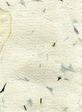 Stary handmade papier Zdjęcie Stock