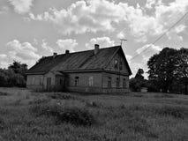 Stary Hause zdjęcie stock