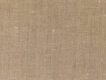 Stary hessian, jako tło brezentowa tekstura Obrazy Stock
