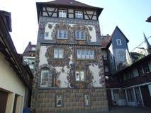 Stary Historyczny budynek w Konstanz zdjęcie stock