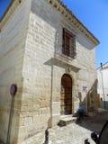 stary hospitsl- Alhama de Granada Fotografia Royalty Free