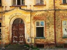 stary hotel Zdjęcia Stock