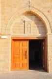stary hotelowy Jaffa Obrazy Stock