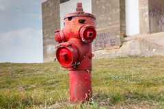 stary hydrant Obraz Royalty Free