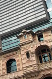 Stary i nowy budynek Zdjęcie Royalty Free