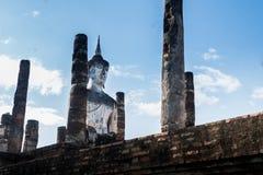 Stary i ruina historii budynek Obrazy Stock