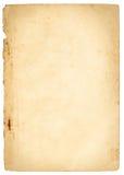 stary ilustracyjny papieru prześcieradła wektora Obraz Royalty Free