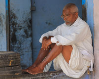 stary indyjski Zdjęcia Stock