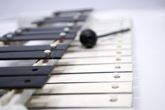 Stary instrument muzyczny obrazy stock