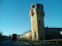 stary joliet więzienie Obrazy Royalty Free