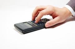 stary kalkulatora Fotografia Stock
