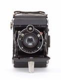 Stary kamera rocznik Obraz Royalty Free