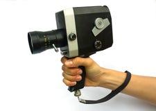 stary kamery światła Obrazy Stock
