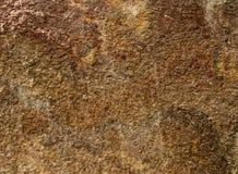 Stary kamienia talerz Obraz Stock