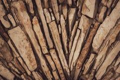 Stary Kamiennej ściany tło zdjęcie royalty free