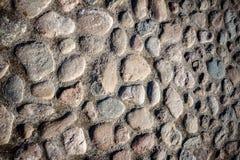 Stary kamienny brukowanie Zdjęcie Stock