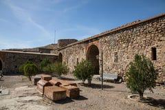 Stary kamienny budynek lokalizowa? w wiosce w Armenia zdjęcia stock