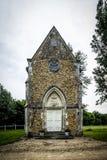 Stary Kamienny budynek w Francja Obraz Stock