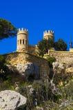 Stary kasztel, Rabat Malta zdjęcia royalty free