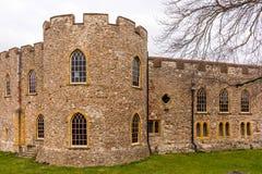 Stary kasztel w Somerset Fotografia Stock