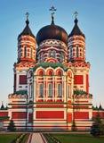 stary katedralny ortodoksyjny Zdjęcia Stock