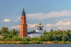 stary katedralny ortodoksyjny Zdjęcie Stock
