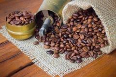 Stary kawowy ostrzarz Fotografia Royalty Free