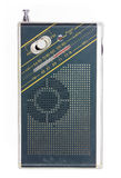 Stary kieszeniowy radio obraz stock