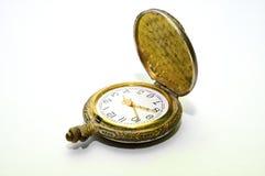 stary kieszeniowy zegarek fotografia stock