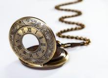 stary kieszonkowy zegarek Fotografia Stock