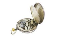 stary kieszonkowy zegarek Zdjęcie Stock