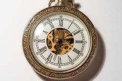 stary kieszonkowy zegarek Obraz Stock
