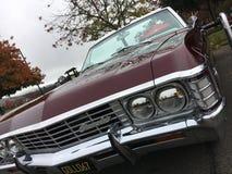 Stary klasyczny Ameryka samochód fotografia royalty free