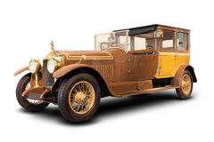 Stary Klasyczny samochód Zdjęcie Royalty Free