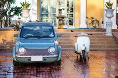 Stary klasyczny samochód obraz royalty free