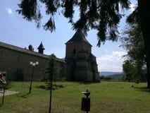 stary klasztor Obrazy Stock