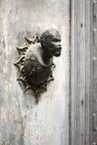 stary knocker drzwi Zdjęcia Stock
