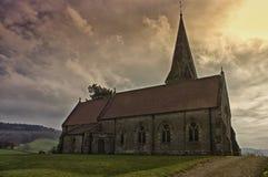 stary kościół fotografia stock